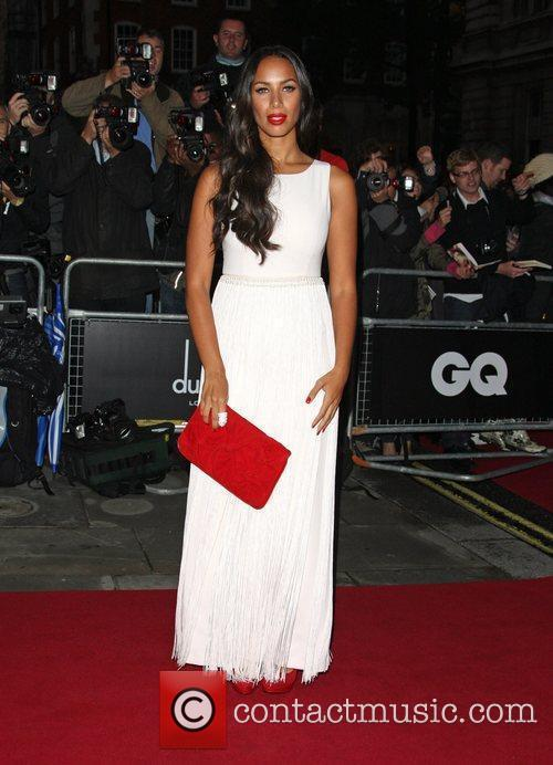 Leona Lewis GQ Men of the Year Awards...