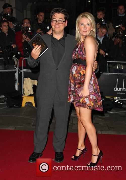 Michael McIntyre and wife GQ Men of the...