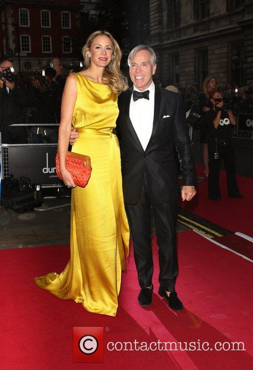 Tommy Hilfiger with his wife Dee Ocleppo GQ...
