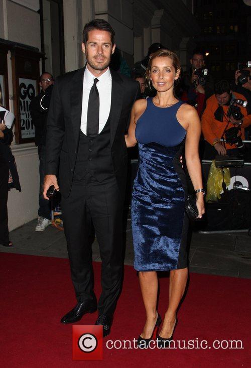 Jamie Redknapp and Louise Redknapp GQ Men of...