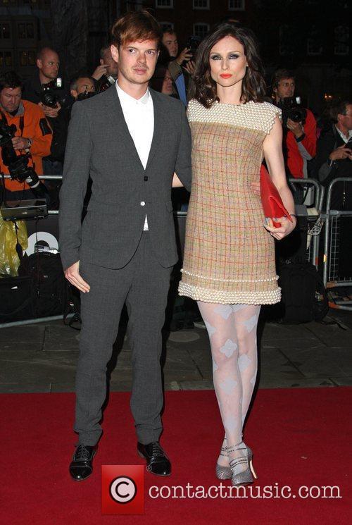 Sophie Ellis-Bextor and husband Richard Jones GQ Men...