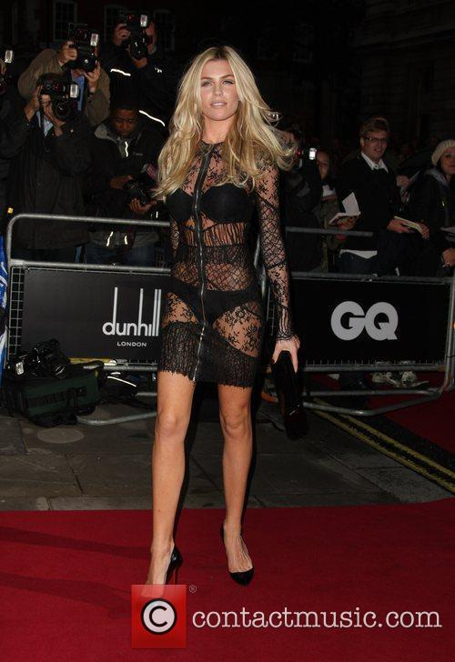 Abbey Clancy The GQ Men of the Year...