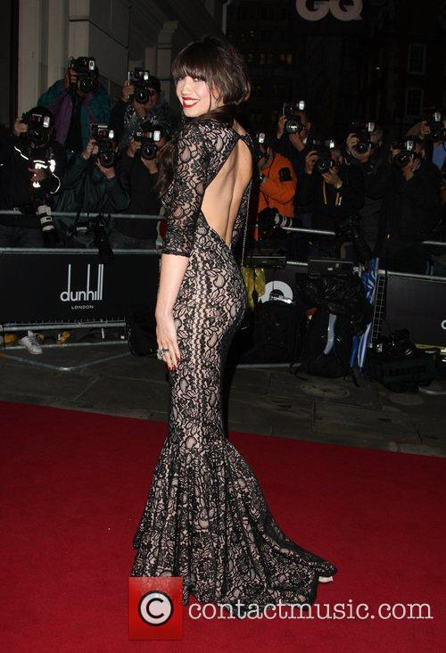 Daisy Lowe The GQ Men of the Year...