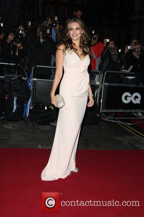 Kelly Brook The GQ Men of the Year...