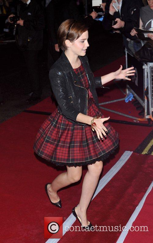 Emma Watson 2011 GQ Men of the Year...