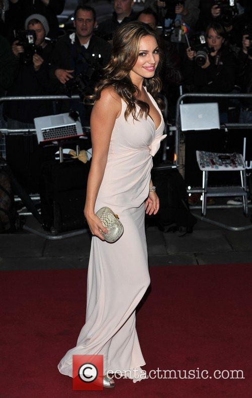 Kelly Brook 2011 GQ Men of the Year...