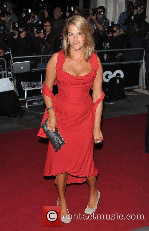 Tracey Emin 2011 GQ Men of the Year...