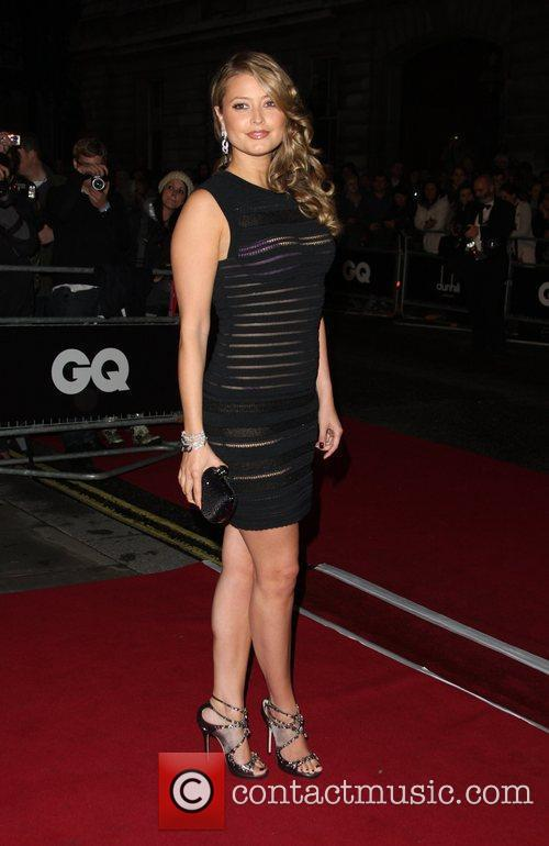Holly Valance The GQ Men of the Year...