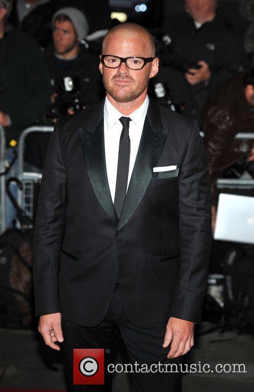 Heston Blumenthal 2011 GQ Men of the Year...