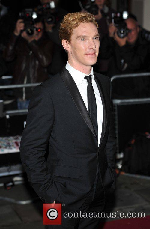 Benedict Cumberbatch 2011 GQ Men of the Year...