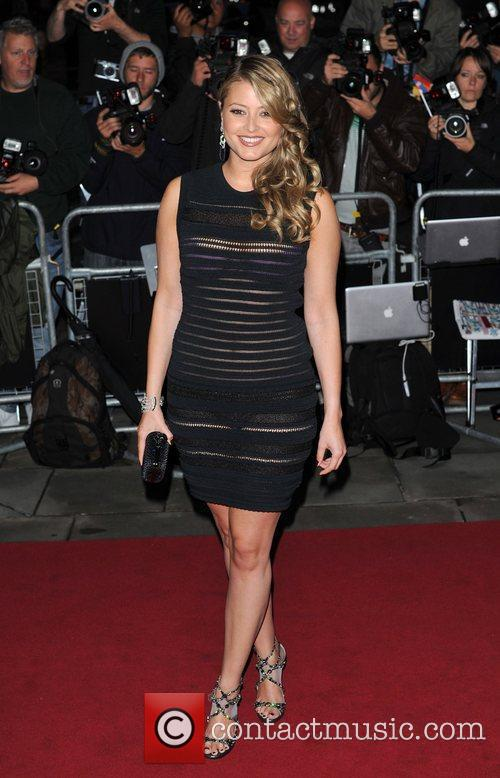Holly Valance 2011 GQ Men of the Year...