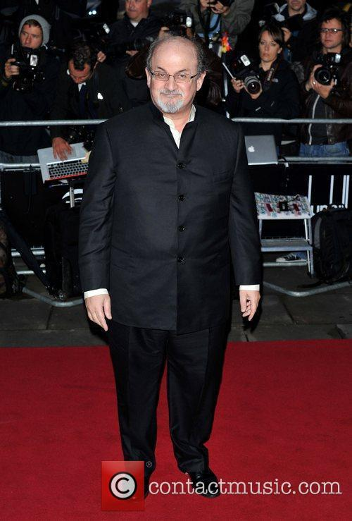 Salman Rushdie 2011 GQ Men of the Year...