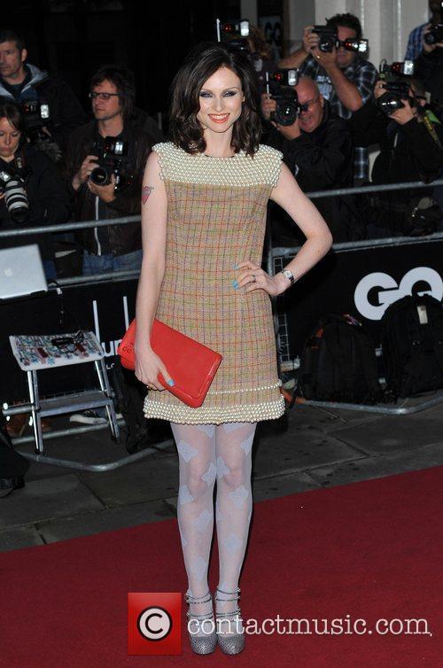 Sophie Ellis Bextor 2011 GQ Men of the...