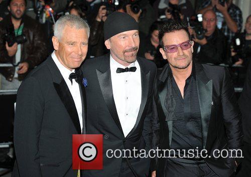 U2 2011 GQ Men of the Year Awards...