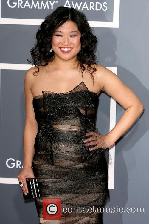 Jenna Ushkowitz The 53rd Annual GRAMMY Awards at...