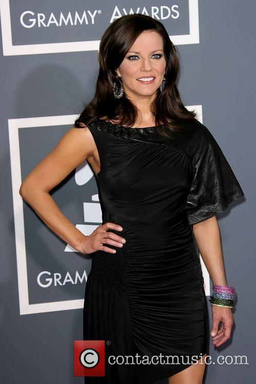 Martina McBride The 53rd Annual GRAMMY Awards at...