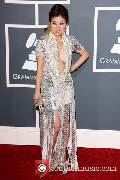 Adrienne Lan The 53rd Annual GRAMMY Awards at...