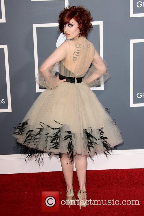 Anna Nalick The 53rd Annual GRAMMY Awards at...