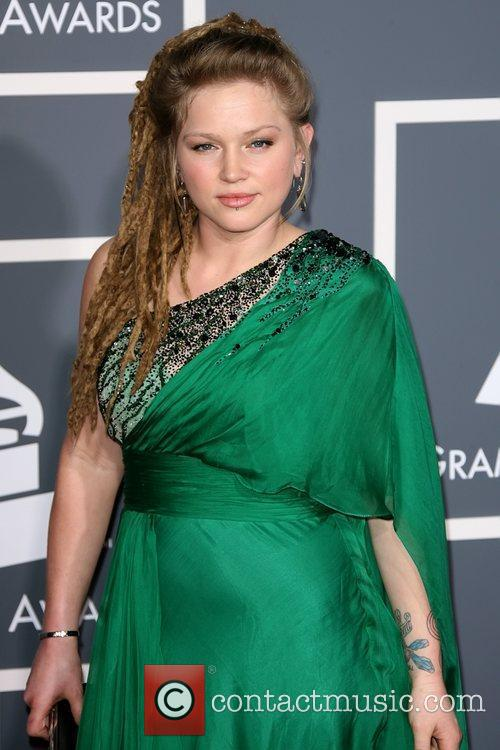 Crystal Bowersox The 53rd Annual GRAMMY Awards at...