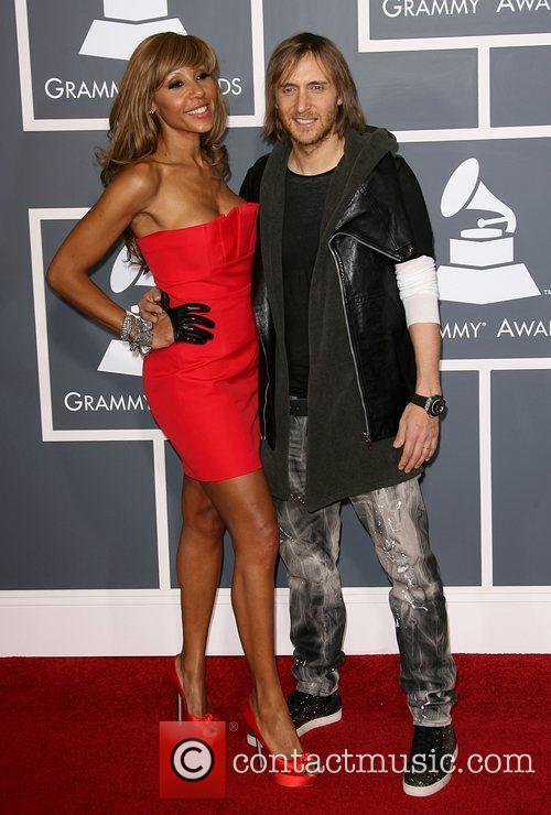 Guest and David Guetta The 53rd Annual GRAMMY...