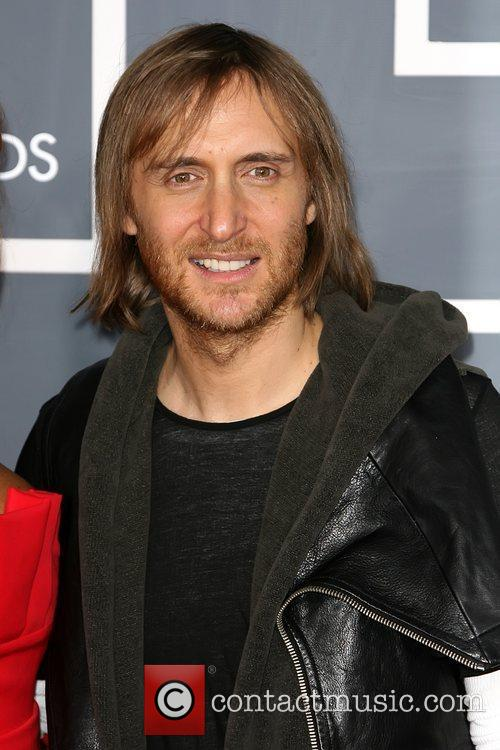 David Guetta The 53rd Annual GRAMMY Awards at...