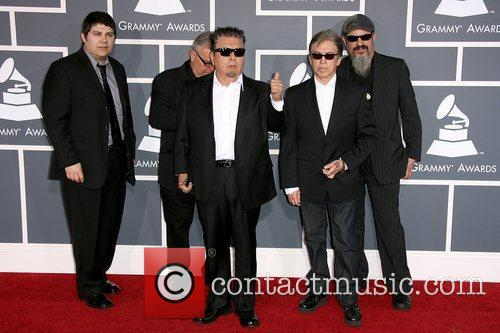 Los Lobos The 53rd Annual GRAMMY Awards at...