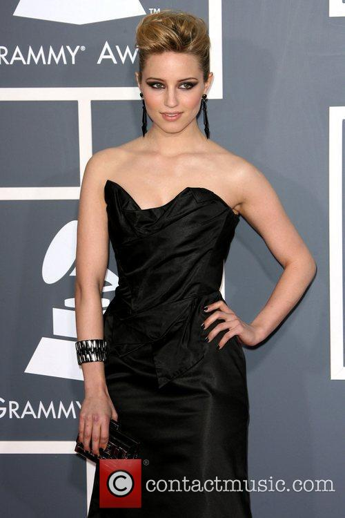 Dianna Agron The 53rd Annual GRAMMY Awards at...