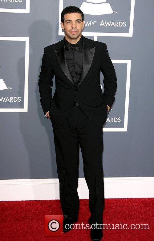 Drake The 53rd Annual GRAMMY Awards at the...