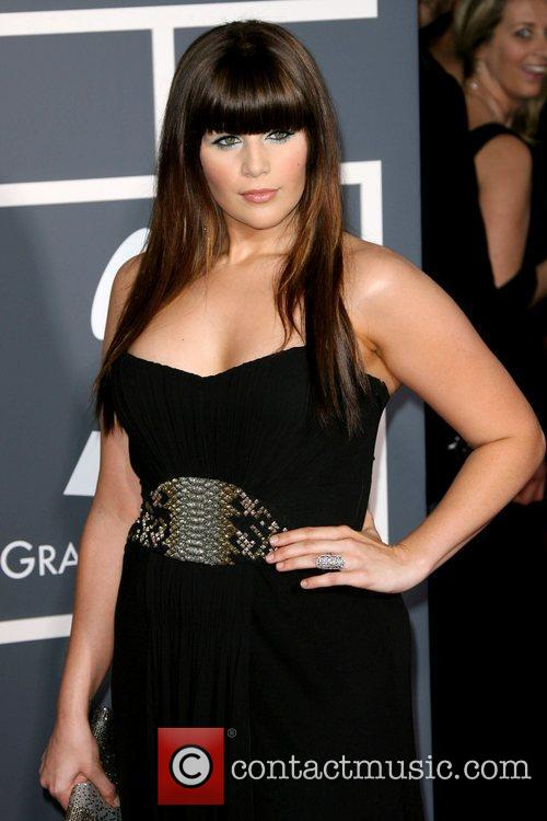 Hillary Scott of Lady Antebellum The 53rd Annual...