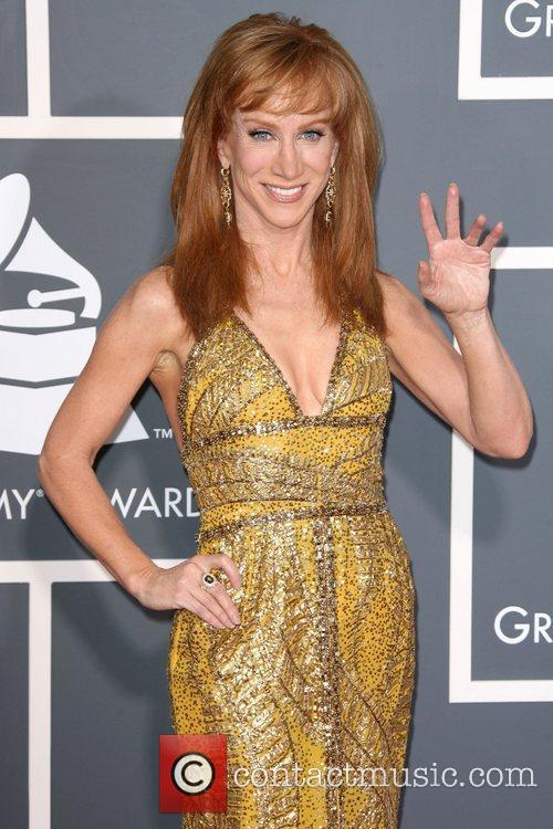 Kathy Griffin The 53rd Annual GRAMMY Awards at...