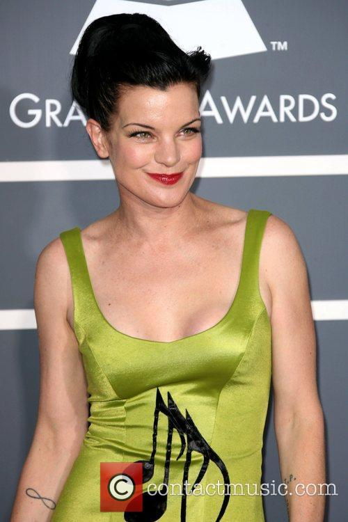 Pauley Perrette The 53rd Annual GRAMMY Awards at...