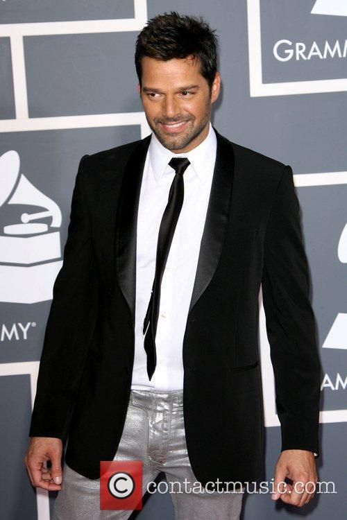 Ricky Martin The 53rd Annual GRAMMY Awards at...