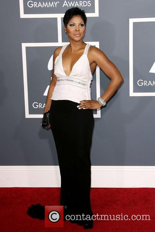 Toni Braxton The 53rd Annual GRAMMY Awards at...