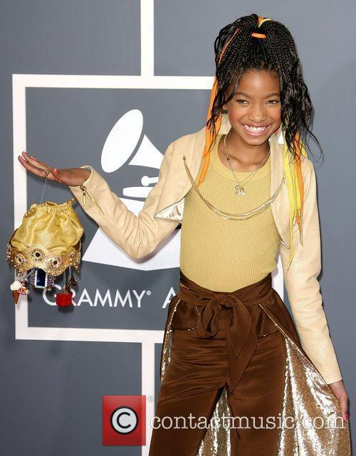 Willow Smith The 53rd Annual GRAMMY Awards at...