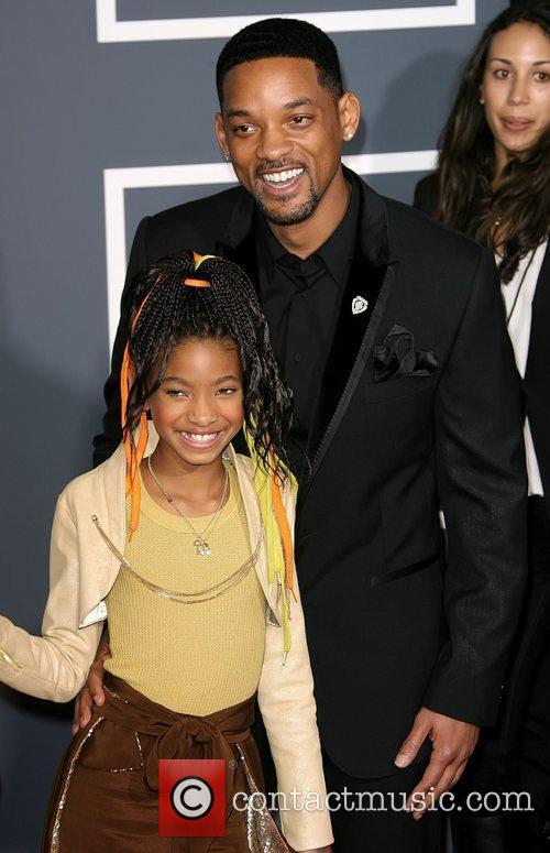 Willow Smith and Will Smith The 53rd Annual...