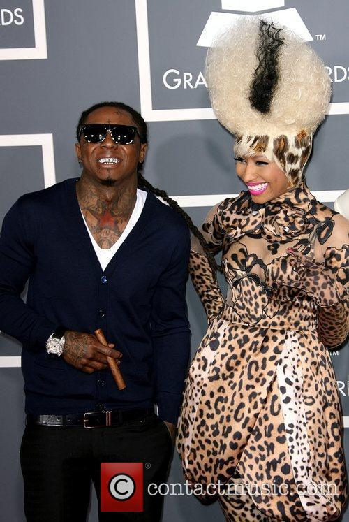 Lil Wayne and Nicki Minaj 4