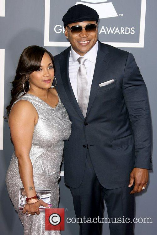 Simone Smith and LL Cool J The 53rd...