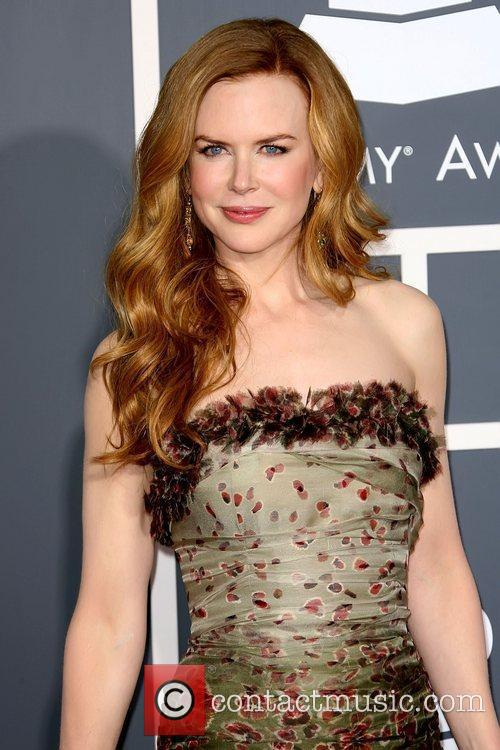 Nicole Kidman The 53rd Annual GRAMMY Awards at...