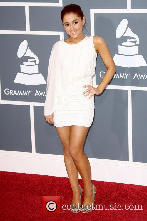 Ariana The 53rd Annual GRAMMY Awards at the...