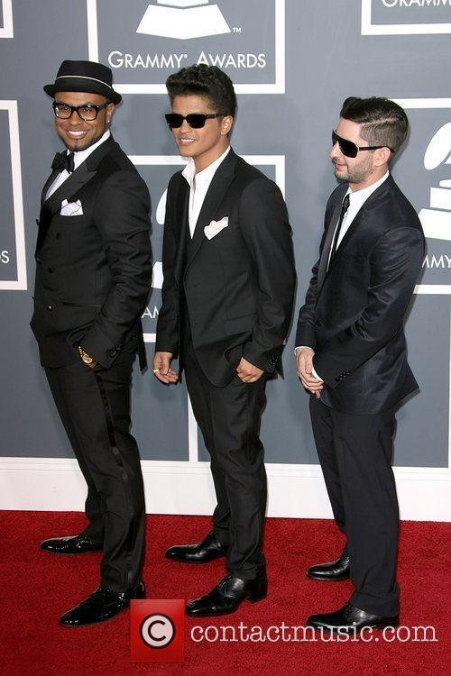 Bruno Mars and Guests The 53rd Annual GRAMMY...