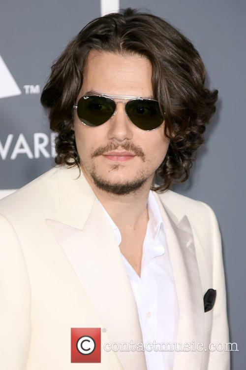 John Mayer The 53rd Annual GRAMMY Awards at...