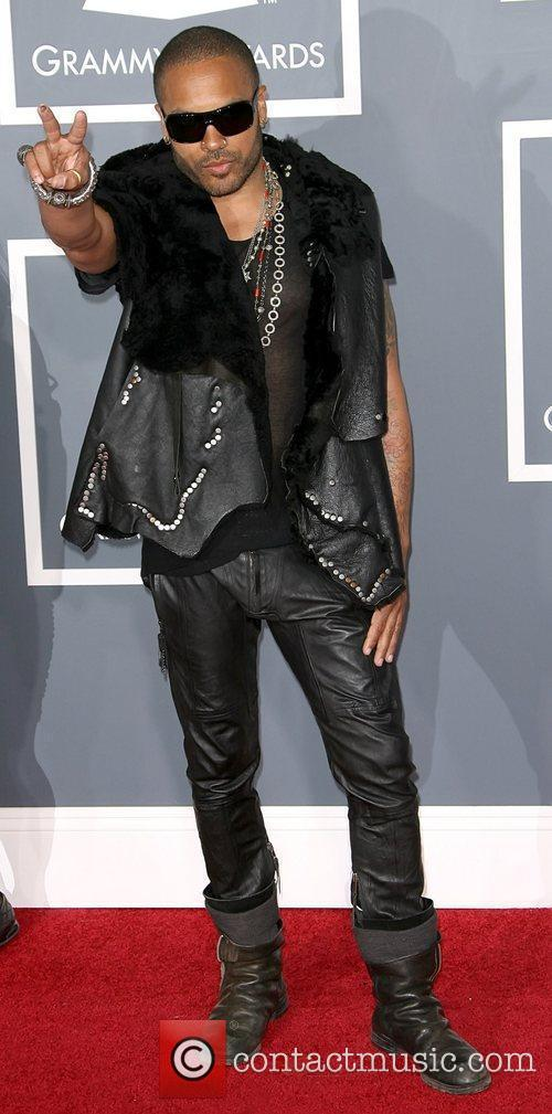 Lenny Kravitz The 53rd Annual GRAMMY Awards at...