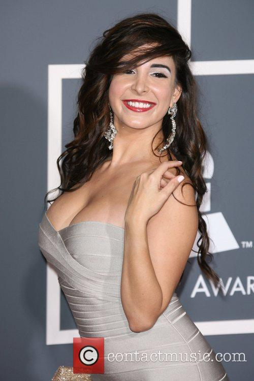 Mayra Veronica The 53rd Annual GRAMMY Awards at...
