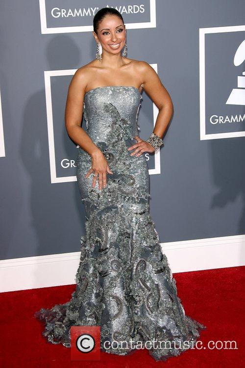 Mya The 53rd Annual GRAMMY Awards at the...