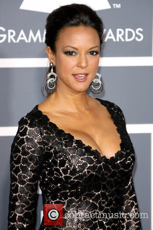 Eva LaRue The 53rd Annual GRAMMY Awards at...