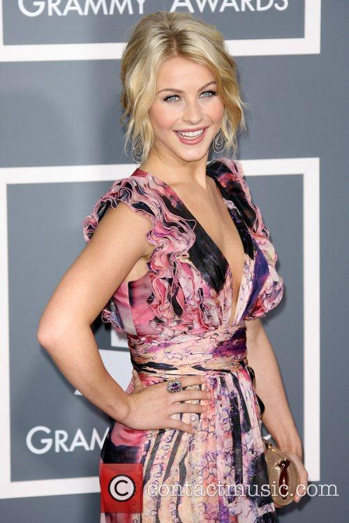 Julianne Hough The 53rd Annual GRAMMY Awards at...