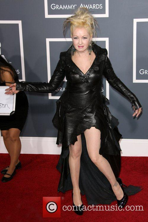 Cyndi Lauper The 53rd Annual GRAMMY Awards at...