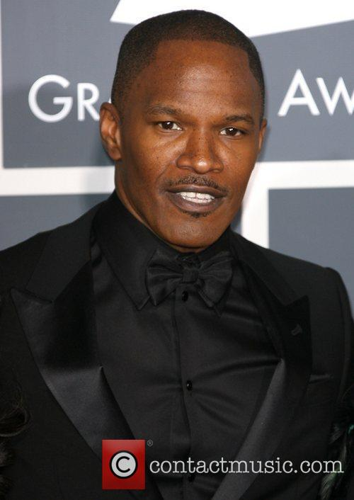 Jamie Foxx and Eddie Cibrian 2