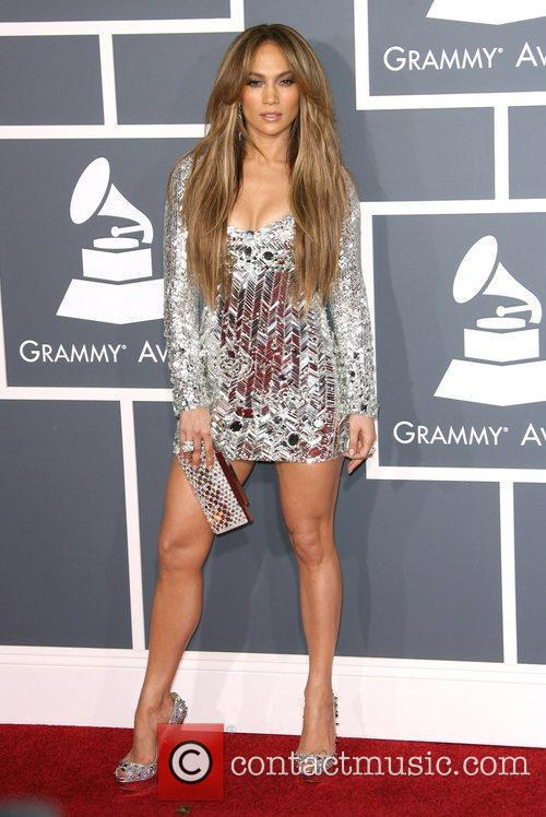 Jennifer Lopez The 53rd Annual GRAMMY Awards at...