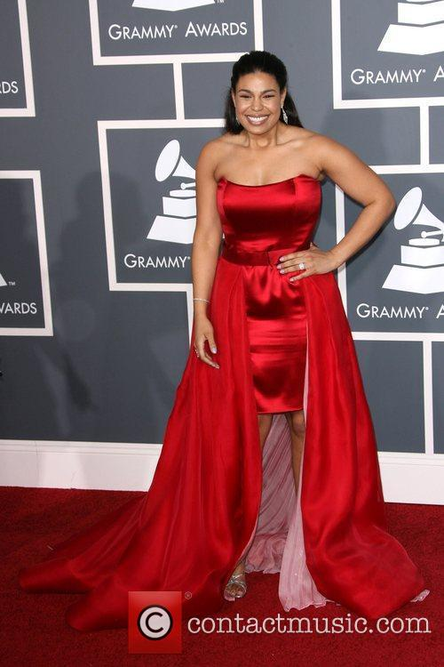 Jordin Sparks The 53rd Annual GRAMMY Awards at...